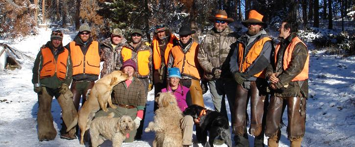 Guided Elk and Deer Hunts in Colorado