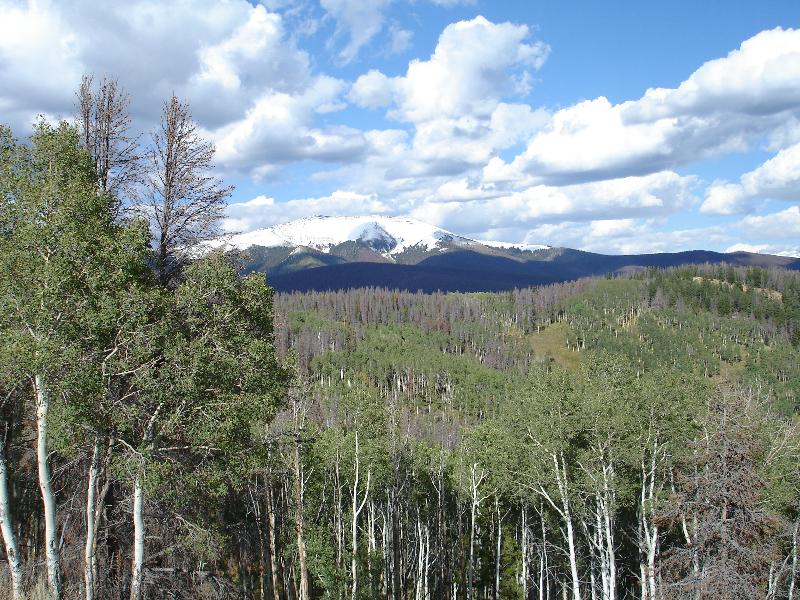Altitude in Colorado