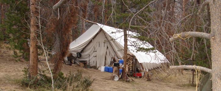 Drop Camp Hunts