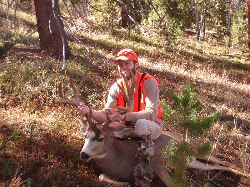 Big Game Hunting in Colorado