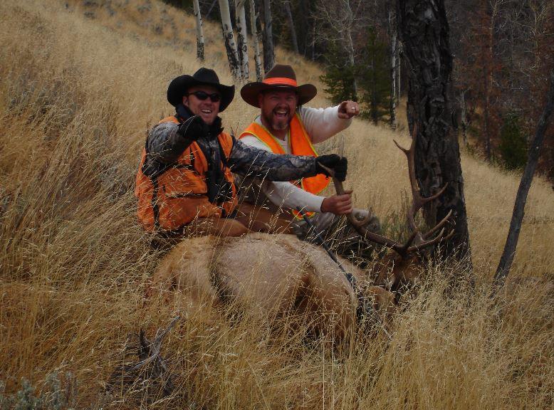 Muzzleloader Hunting